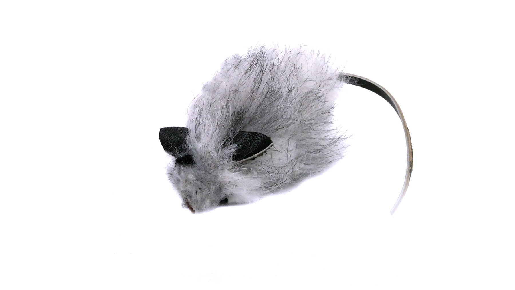 Purrs Fluffy mouse